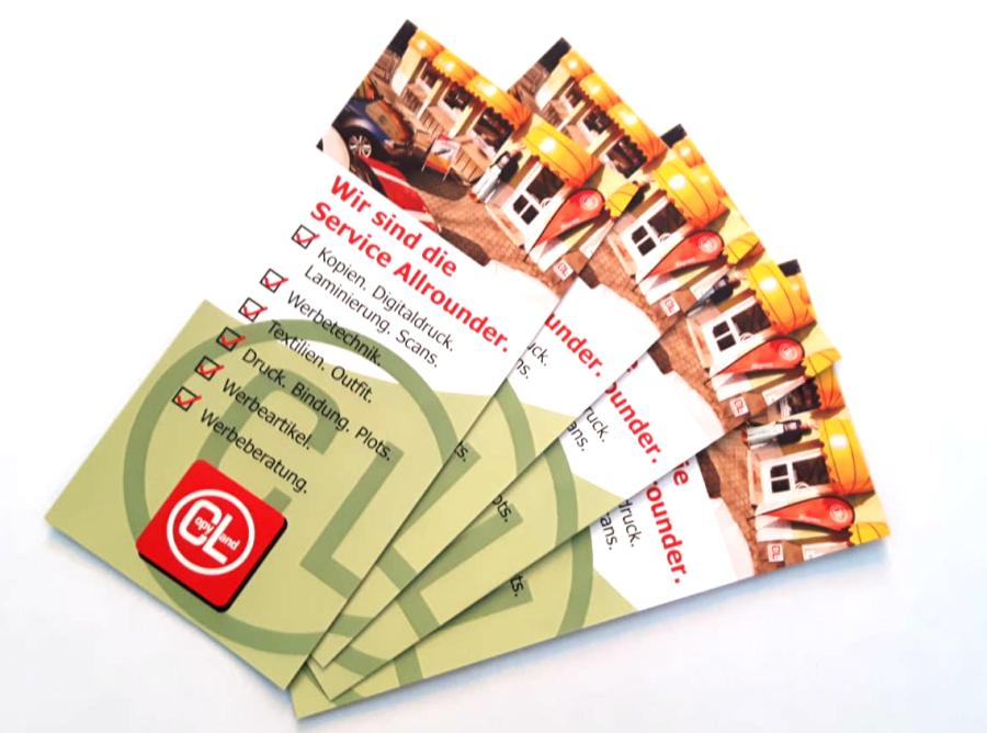 Www Copyland Sr De Flyer Plakate Und Visitenkarten